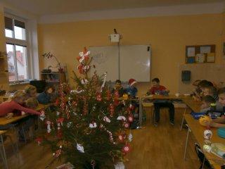 Vánoční dopoledne